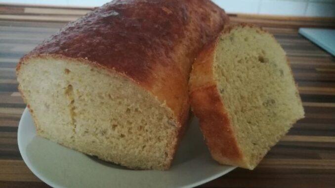 Dýňový chleba