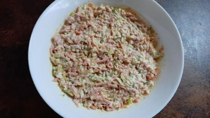 Rumcajs salát