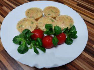 Vaječné muffiny