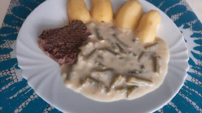 Fazolková omáčka