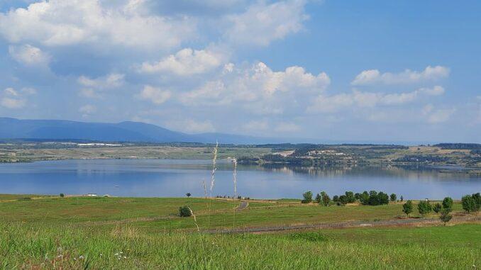 jezero Most